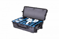 go professional - dji inspire 1 x5 landing mode case (fits x3, x5 pro or x5,raw)
