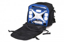 go professional - dji phantom 4 backpack - standard edition