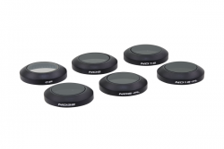 polar pro - dji mavic filter 6-pack