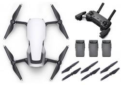 DJI Mavic Air Drone Fly More Combo Artic White