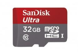 SanDisk Ultra MicroSDHC 32GB Memory Card