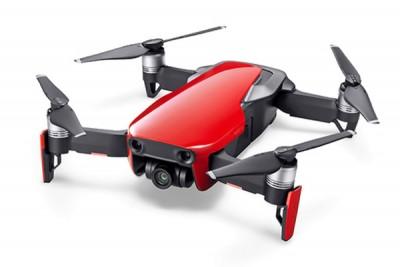 DJI Mavic Air Drone Flame Red
